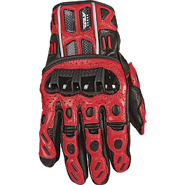 Fly Racing FL1 Gloves - SPIDI RV Coupe Gloves
