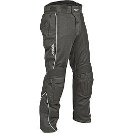 Fly Racing Coolpro Pants - Icon Hooligan 2 Mesh Overpants