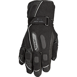 Fly Racing Trekker Gloves - Alpinestars ST-1 Drystar Gloves