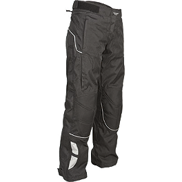 Fly Racing Women's Butane Pants - Dainese Women's Razon Leather Jacket