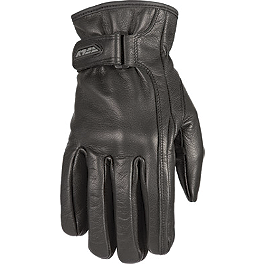 Fly Racing Women's I-84 Gloves - Power Trip Women's Jet Black Gloves