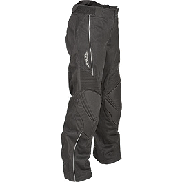 Fly Racing Women's Coolpro Pants - Fieldsheer Women's Titanium Air 4 Pants