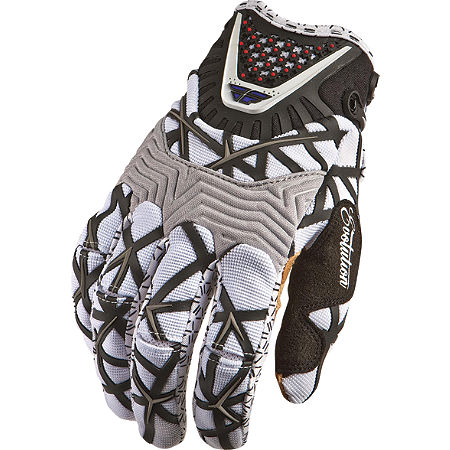 2011 Fly Racing Evolution Gloves - Main