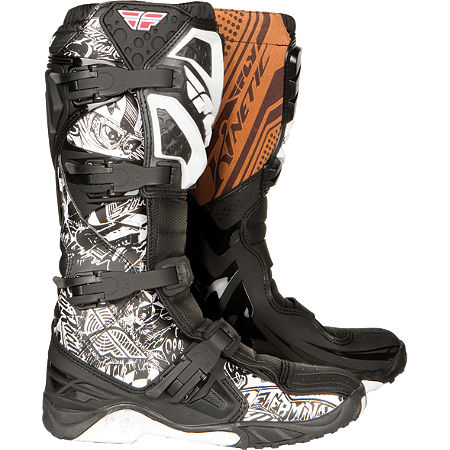 2013 Fly Racing Kinetic Boots - Main