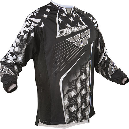 2011 Fly Racing Kinetic Jersey - Main