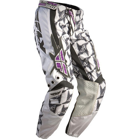 2011 Fly Racing Women's Kinetic Race Pants - Main