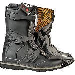 2014 Fly Racing Maverik Adventure/ATV Boots - FLY-PROTECTION Dirt Bike kidney-belts