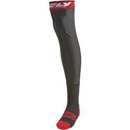 Fly Racing Knee Brace Moto Socks - 2014 Fox Proforma Knee Brace Socks