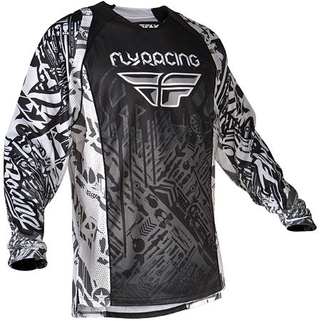 2012 Fly Racing Evolution Jersey - Main