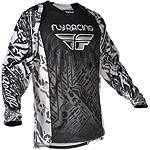 2012 Fly Racing Evolution Jersey - Discount & Sale Utility ATV Riding Gear