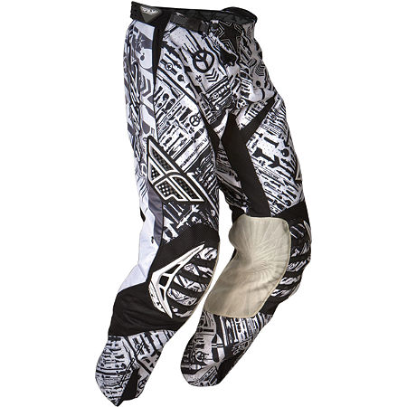 2012 Fly Racing Evolution Pants - Main