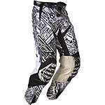 2012 Fly Racing Evolution Pants - Fly Dirt Bike Riding Gear