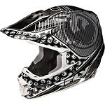 2013 Fly Racing F2 Carbon Dragon Alliance Helmet - Motocross Helmets