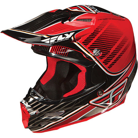 2013 Fly Racing F2 Carbon Trey Canard Replica Helmet - Main