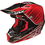 2013 Fly Racing F2 Carbon Trey Canard Replica Helmet - FLY-FEATURED Fly Dirt Bike