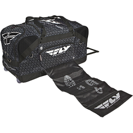 Fly Racing Roller Grande Gearbag - Fox Shuttle Gear Bag - Machina
