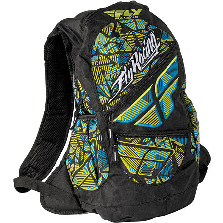 Fly Racing Jump Backpack - Main