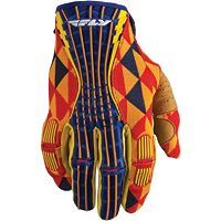 2012 Fly Racing Kinetic Gloves