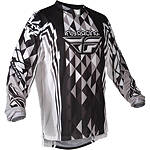 2012 Fly Racing Kinetic Jersey - Fly Dirt Bike Products