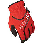Fly Racing Pit Tech Lite Gloves - Utility ATV Work Gloves