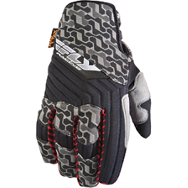 2013 Fly Racing Switch MX Gloves - 2012 Fly Racing Switch SNX Gloves