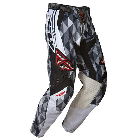 2012 Fly Racing Kinetic Mesh Pants - Main