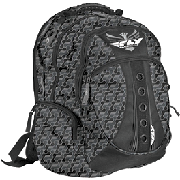 Fly Racing Neat Freak Backpack - Alpinestars Code Backpack