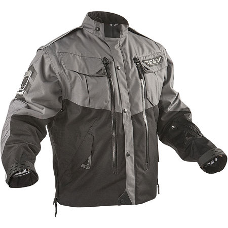 2012 Fly Racing Patrol Riding Jacket - Main