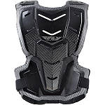 Fly Racing Pivotal Roost Guard -  Motocross Chest and Back Protection