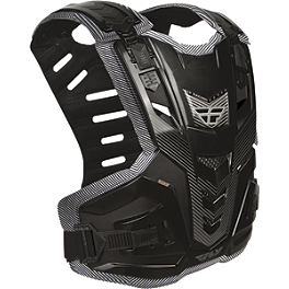 Fly Racing Pivotal Lite Roost Guard - 2013 Thor Sentinel Pro Chest Protector