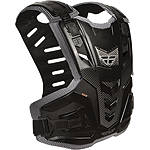 Fly Racing Pivotal Lite Roost Guard -  Motocross Chest and Back Protection