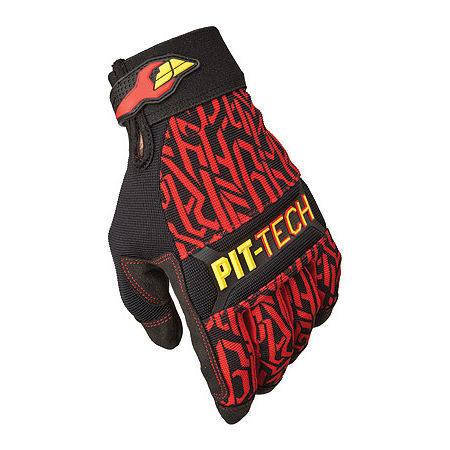 Fly Racing Pit Tech Pro Gloves - Main