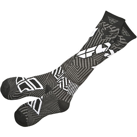 Fly Racing Moto Socks - Thick - Main
