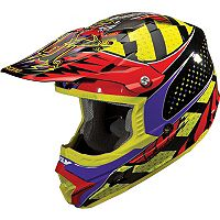 2013 Fly Racing Trophy Lite Helmet