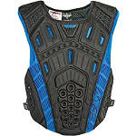 Fly Racing Undercover II Clip Entry Chest Protector - Fly Dirt Bike Chest and Back