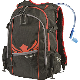 Fly Racing Back Country Backpack - Scott Roamer Hydro Pack