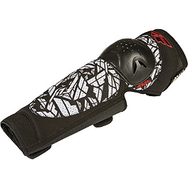 2013 Fly Racing Barricade Knee / Shin Guards - AXO TMKP Knee Guards