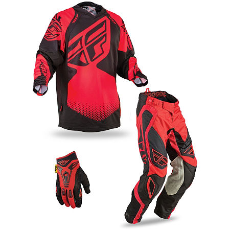 2013 Fly Racing Evolution Combo - Rev - Main