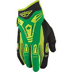 Green-Black Glove