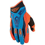 Orange-Blue Glove
