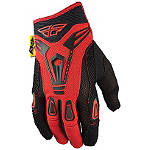 Red-Black Glove