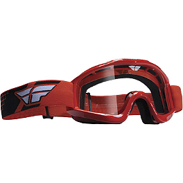 2013 Fly Racing Focus Goggles - Vega Viper Helmet - Jungle