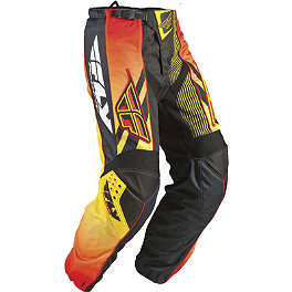 2013 Fly Racing F-16 Pants - Limited - Rock Throttle Cover