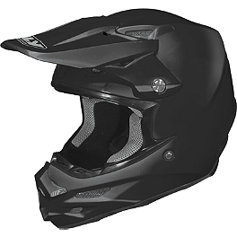 2014 Fly Racing F2 Carbon Helmet - Solid - 2014 Troy Lee Designs Air Helmet - Midnight