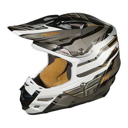 2014 Fly Racing Formula Helmet - Stryper - Main