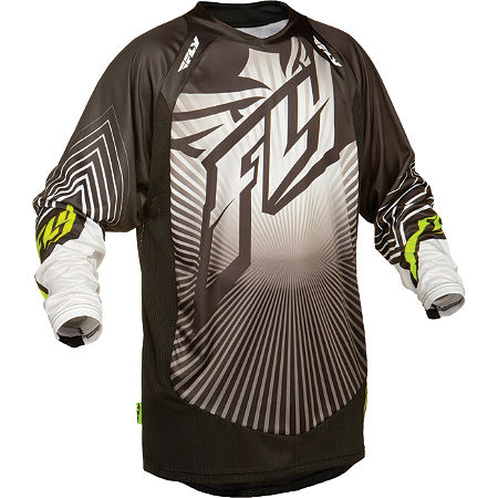 2014 Fly Racing Lite Jersey - Hydrogen - Main