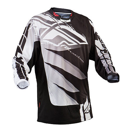 2013 Fly Racing Kinetic Jersey - Inversion - Main