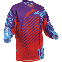 2013 Fly Racing Kinetic Mesh Jersey - RS - 2013 Fly Racing F-16 Jersey - Limited