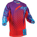 2013 Fly Racing Kinetic Mesh Jersey - RS