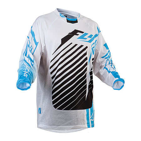 2013 Fly Racing Kinetic Jersey - RS - Main
